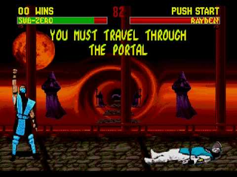Mortal Kombat II (World) [Hack by Smoke v0 70] (~Mortal Kombat II